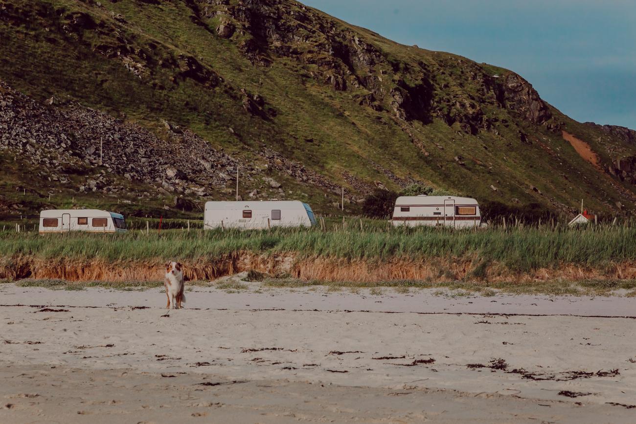 haukland beach lofootit-17