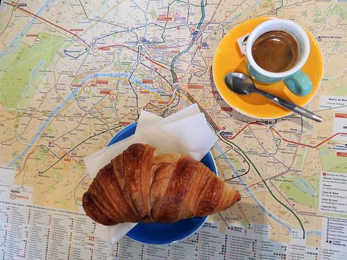 Breakfast in Paris EXPLORED!