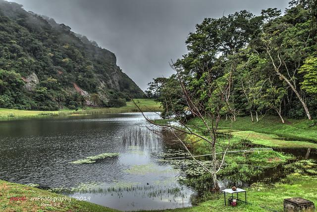 Vulcano Lagoon