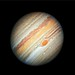 New Hubble Space Telescope view of Jupiter