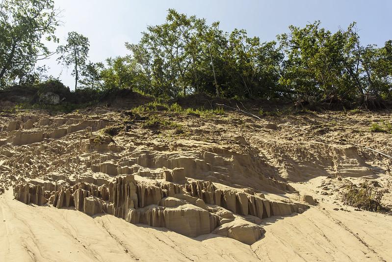 Weathered Dune