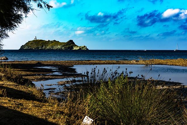 Plages de Barcaggio (Corse)