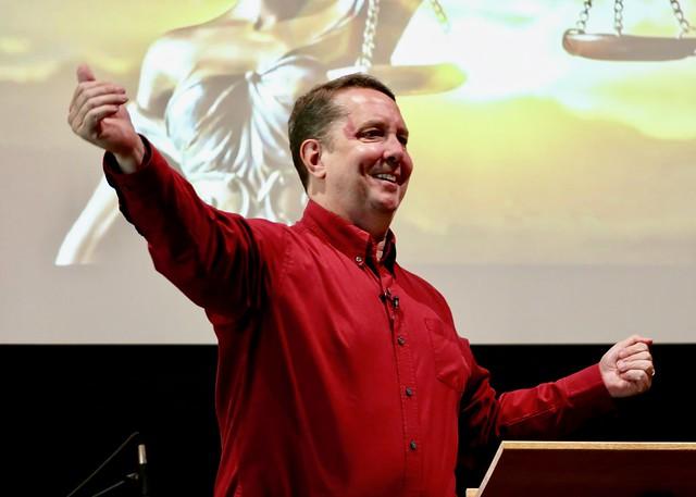 Worship Service with Pastor Don Beachy (8-11-2019) - Sermon