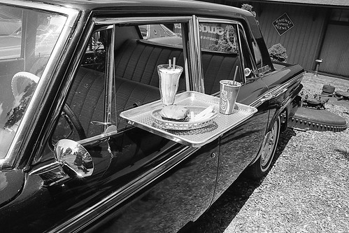 1964 Drive In Car