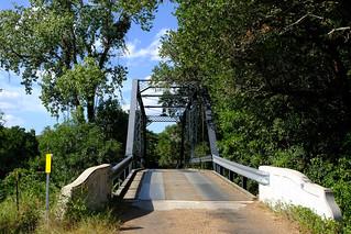 Piano Bridge, Dubina, Texas