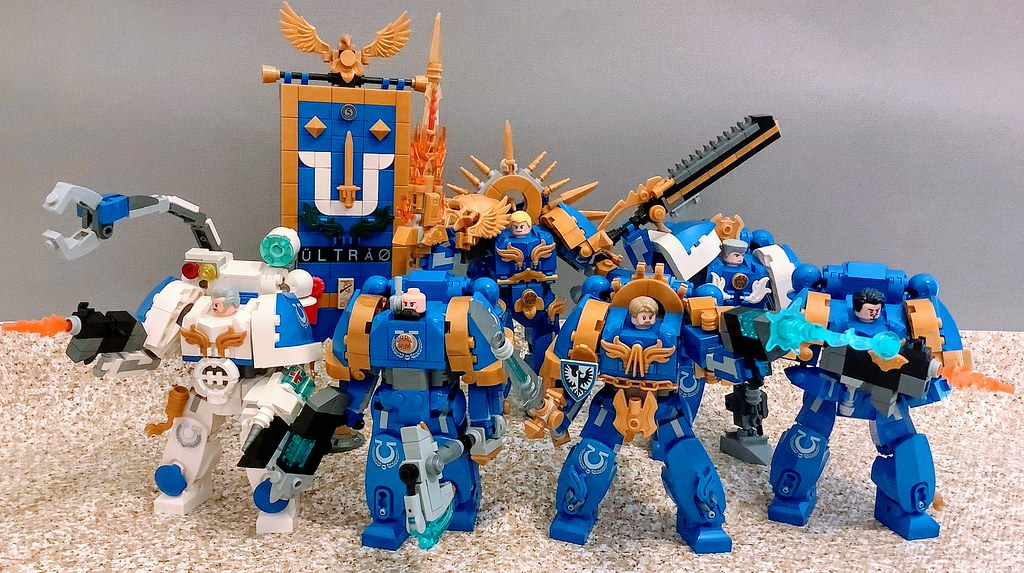 LEGO Ultramarines