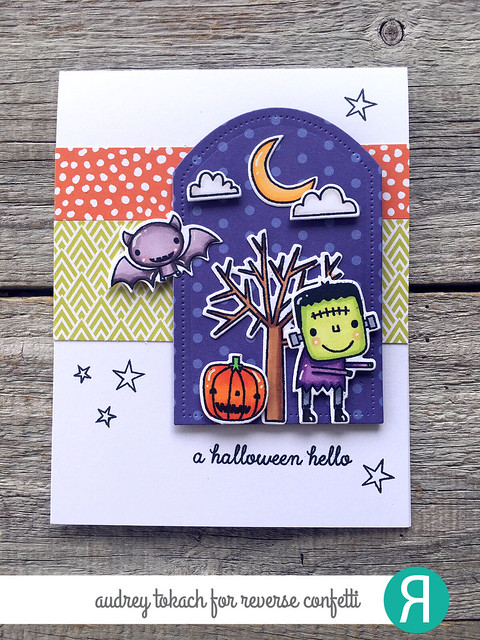 Halloween Hello