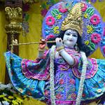 ISKCON Juhu Mangal Deity Darshan on 12th Aug 2019