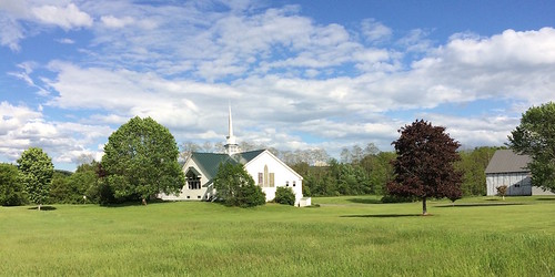 sunny_church_and_field