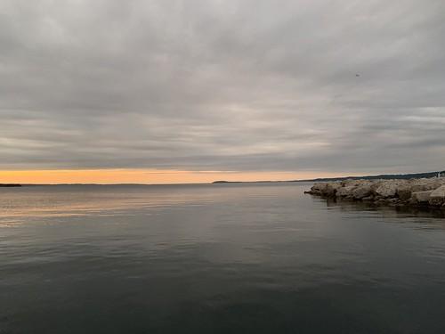 Traverse City, Lake Michigan
