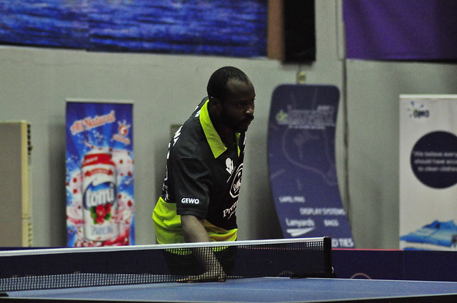 Day 3 - 2019 iTTF Challenge Plus Nigeria Open