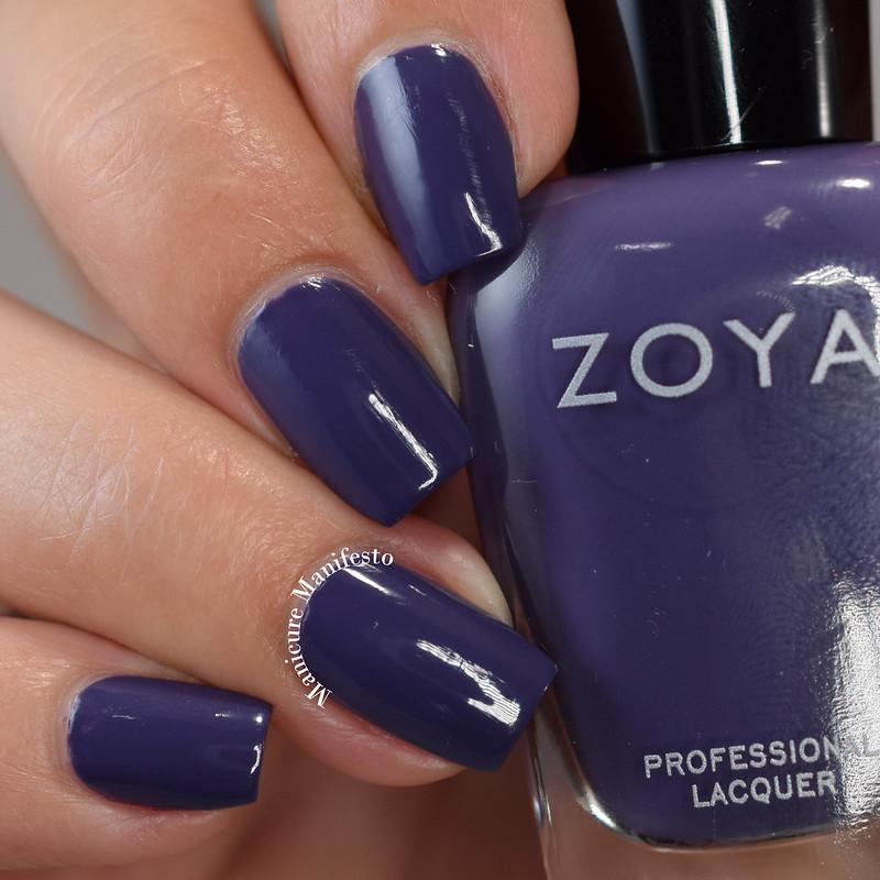 Zoya Sensual swatch