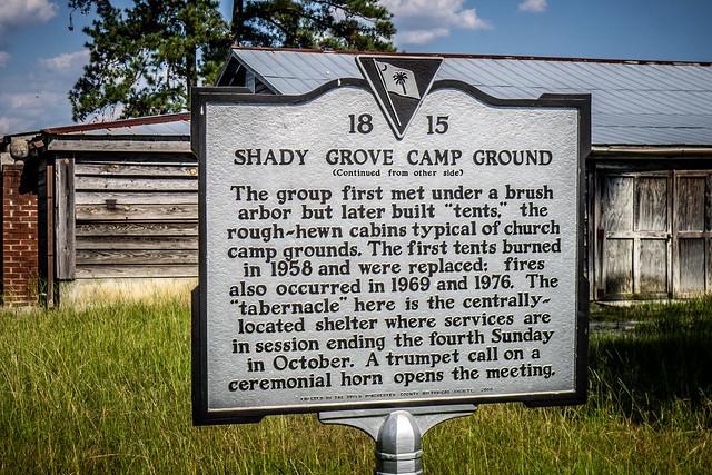 Shady Grove Camp Meeting