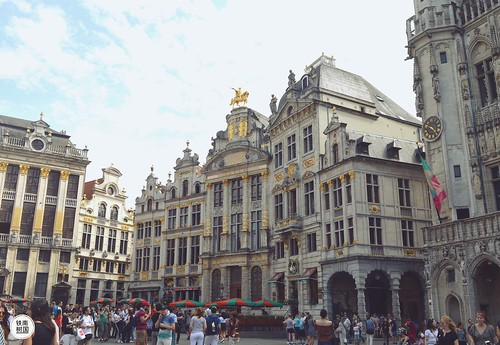 House of Golden Tree, Brussels