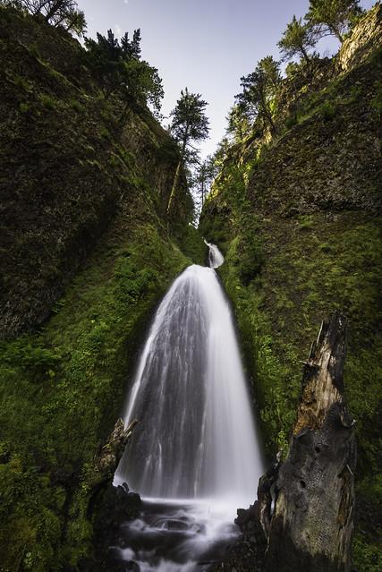 Waterfall X