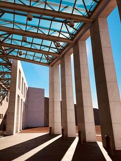 The Foyer of Australian Parliament