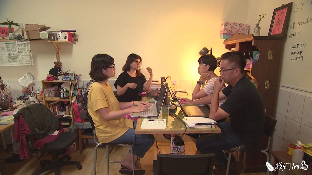 高雄災區的民間社團,共同組成一個「小鄉社造志業聯盟」,持續第一線重建工作。