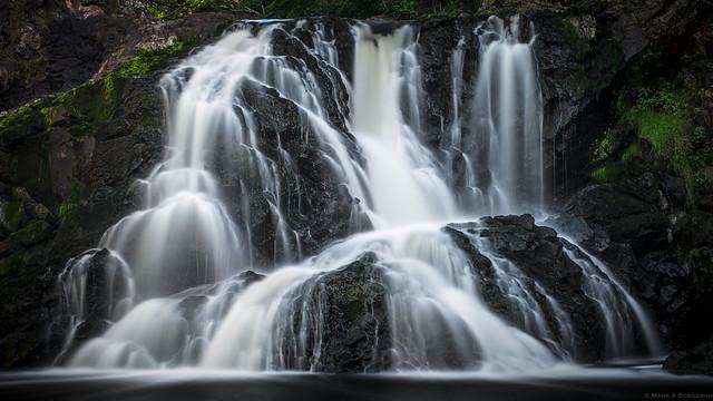Montreal River Waterfalls