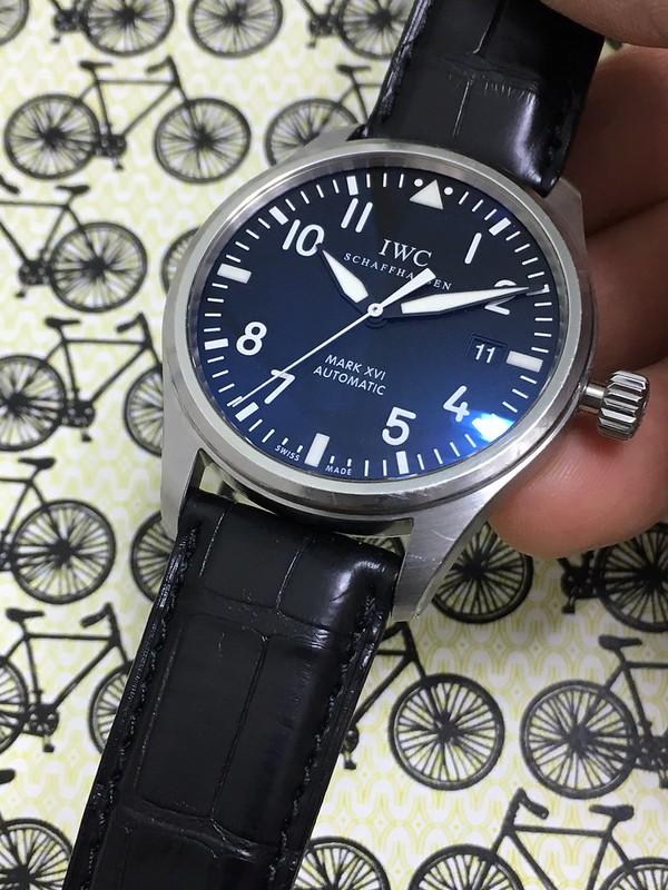 IWC Mark XVI dial 2