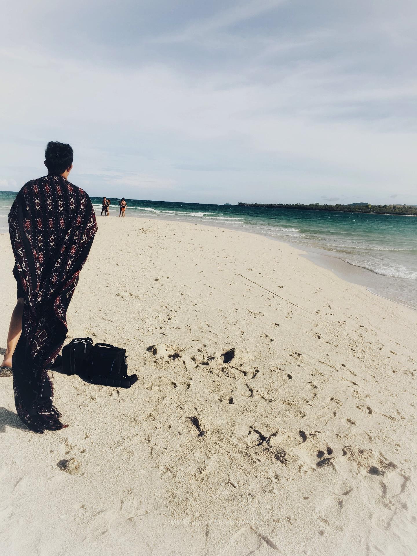 Palad Sandbar