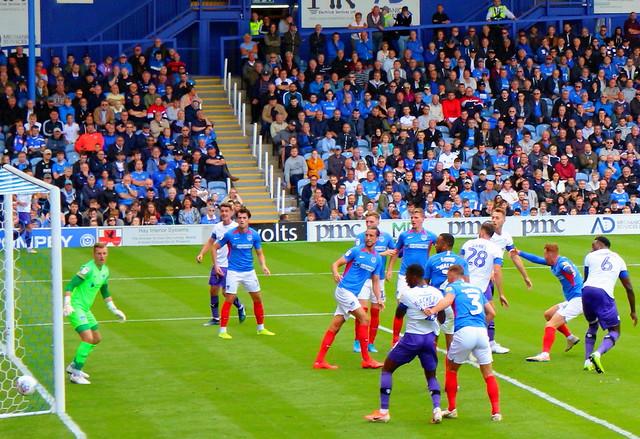 Portsmouth v Tranmere Rovers