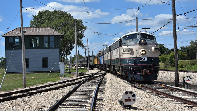 Streamliners at Union