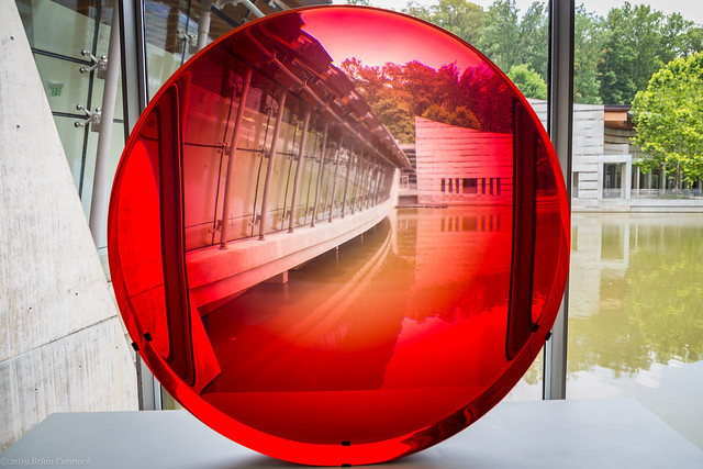 Big Red Lens
