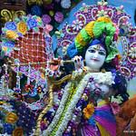 ISKCON Juhu Sringar Deity Darshan on 12th Aug 2019