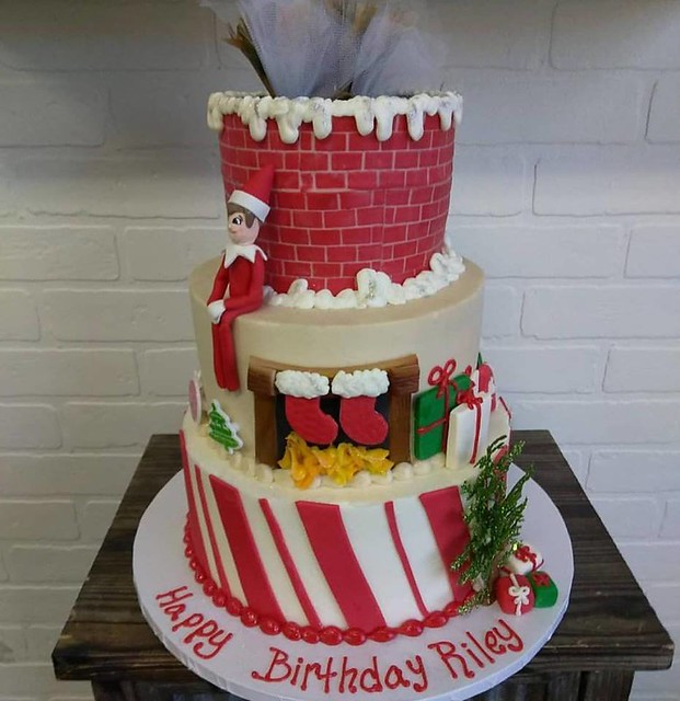 Cake by The Batter Up Bakery