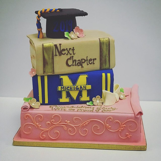 Cake by Beverly's Bakery