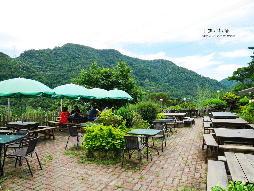 台北文山貓空景觀餐廳推薦山水客茶坊好吃茶香料理合菜熱炒泡茶 (4)
