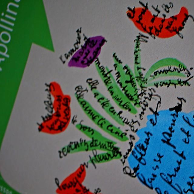 Calligrammes - explored
