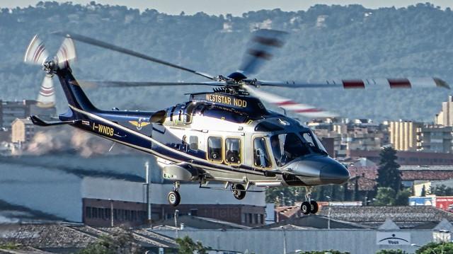AgustaWestland AW169 I-WNDB