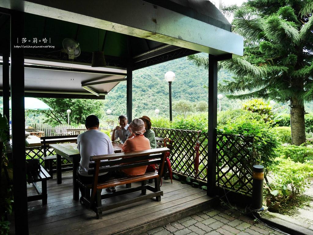 台北文山貓空景觀餐廳推薦山水客茶坊好吃茶香料理合菜熱炒泡茶 (9)