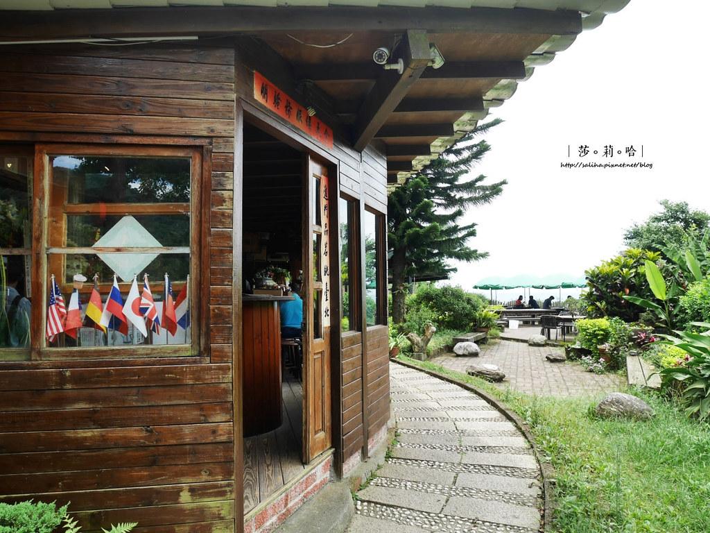 台北文山貓空景觀餐廳推薦山水客茶坊好吃茶香料理合菜熱炒泡茶 (2)
