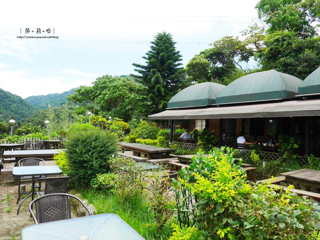 台北文山貓空景觀餐廳推薦山水客茶坊好吃茶香料理合菜熱炒泡茶 (7)
