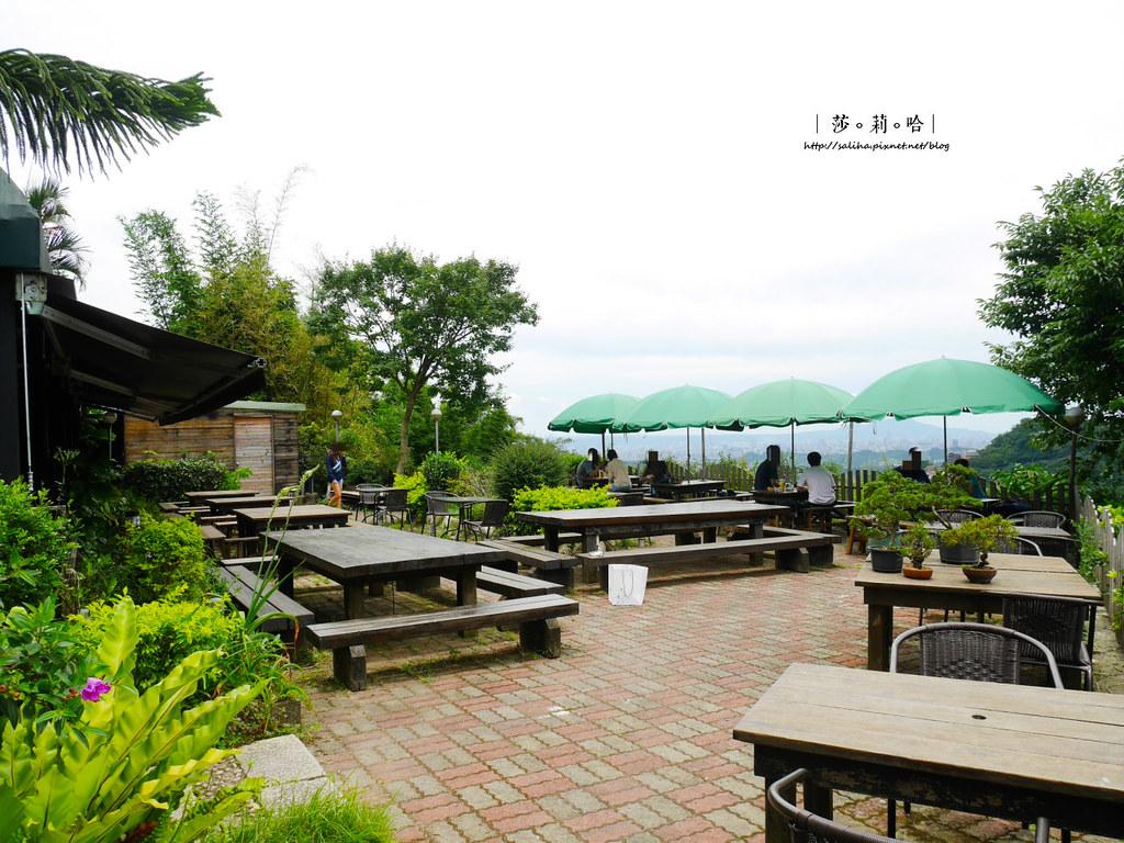 台北文山貓空景觀餐廳推薦山水客茶坊好吃茶香料理合菜熱炒泡茶 (6)