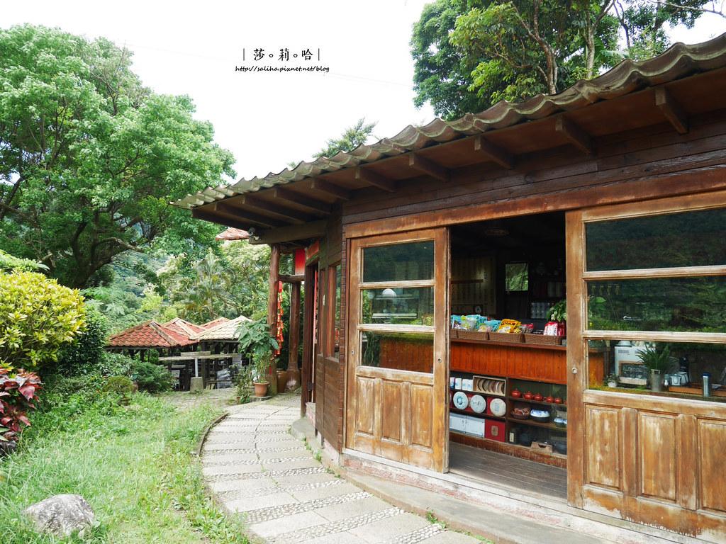 台北文山貓空景觀餐廳推薦山水客茶坊好吃茶香料理合菜熱炒泡茶 (5)