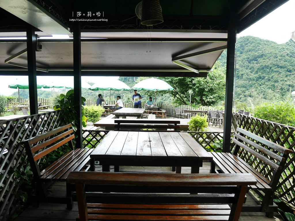 台北文山貓空景觀餐廳推薦山水客茶坊好吃茶香料理合菜熱炒泡茶 (3)