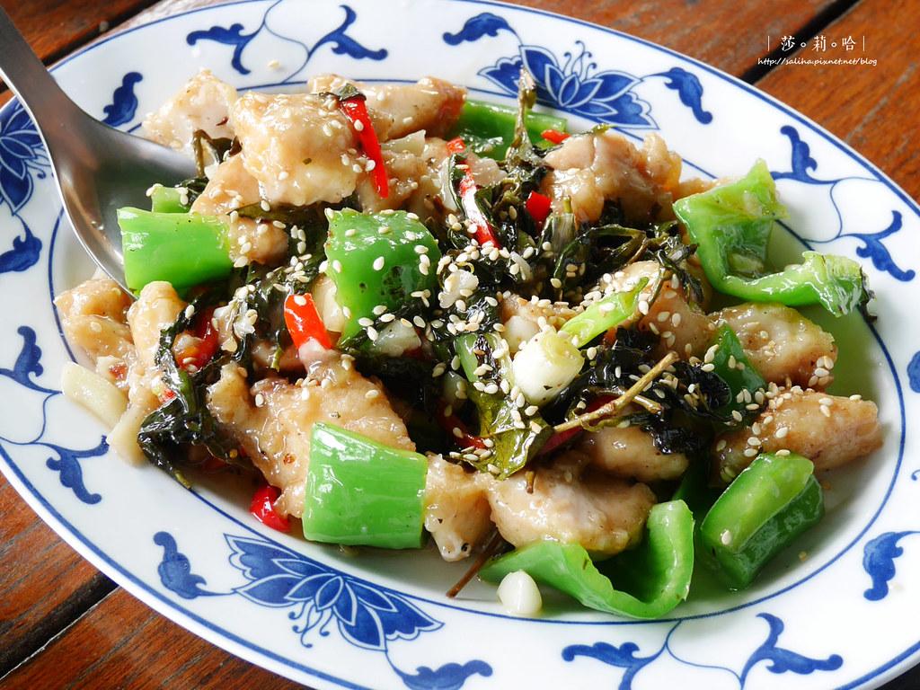 台北文山貓空山水客茶坊景觀餐廳午餐下午茶泡茶喝茶茶藝館 (5)
