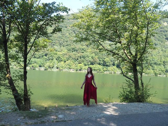 Lago di Segrino Italy