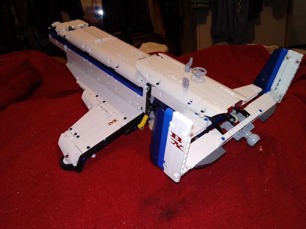 Lego Technic (TC16) Mars Interceptor