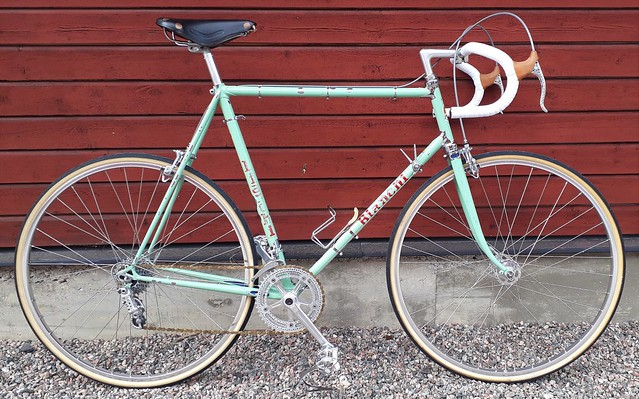 Late 60ies Bianchi Specialissima