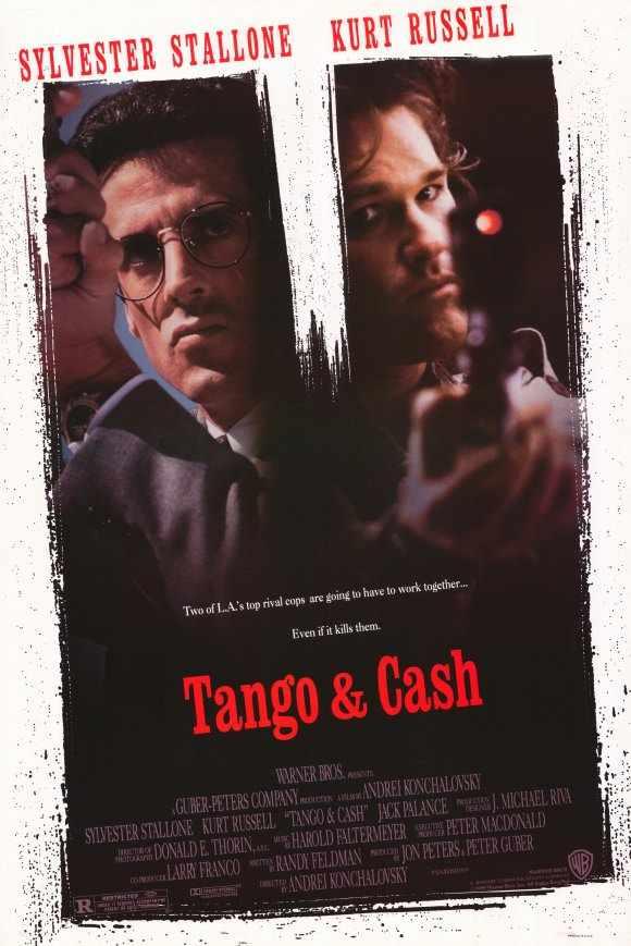 Tango & Cash - Poster 2