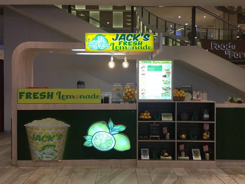 Jack's Lemonade, Shangri-la Plaza
