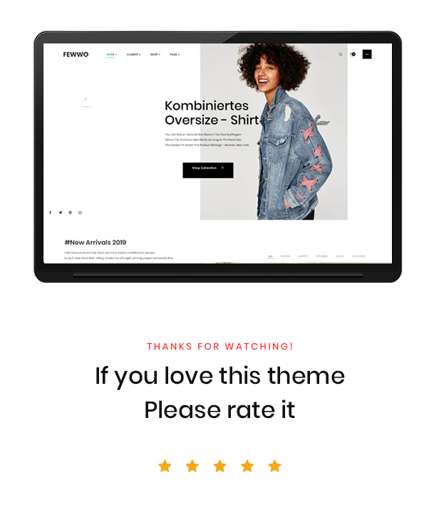 Ap Fewwo - Minimal Fashion ECommerce Prestashop Themehttp://demo1.leotheme.com/ap_fewwo/