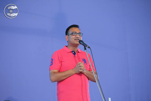 Speech by Sanjeev Powari, New York