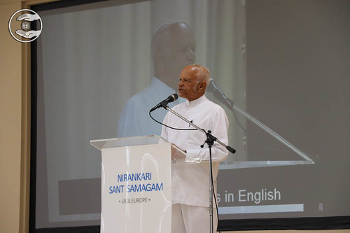 President SNM USA, I.S. Rai, expresses his views
