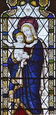 Blessed Virgin and child (Burlison & Grylls, 1904)