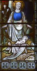 Nativity (Hardman & Co, 1880s)